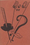 1951 Spring Quiz and Quill Magazine by Otterbein University
