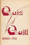 1952 Spring Quiz and Quill Magazine by Otterbein University