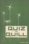 1956 Spring Quiz and Quill Magazine