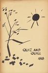 1958 Spring Quiz and Quill Magazine