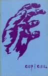1970 Spring Quiz & Quill Magazine by Otterbein University