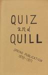 1970-1971-Spring Quiz & Quill Magazine