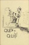 1976-1977 Quiz & Quill Magazine by Otterbein University