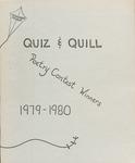 1979-1980 Quiz & Quill Magazine