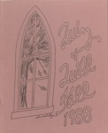 1988 Fall Quiz & Quill Magazine by Otterbein University