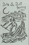 1991 Spring Quiz and Quill Magazine by Otterbein University