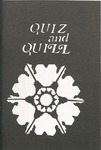 1993 Winter Quiz and Quill Magazine by Otterbein University