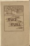 1919 Spring Quiz & Quill Magazine