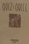 1921 Spring Quiz & Quill Magazine