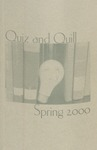 2000 Spring Quiz and Quill Magazine by Otterbein University