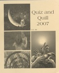 2007 Spring Quiz and Quill Magazine by Otterbein University