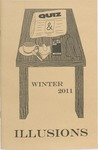 2011 Winter Quiz and Quill Magazine by Otterbein University
