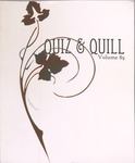 2008 Spring Quiz and Quill Magazine by Otterbein University