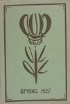 1927 Spring Quiz & Quill Magazine by Otterbein University