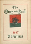 1927 Christmas Quiz & Quill