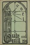 1934 Christmas Quiz & Quill Magazine by Otterbein University