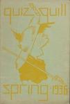 1936 Spring Quiz & Quill Magazine