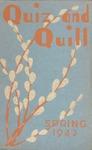 1942 Spring Quiz & Quill Magazine