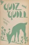 1943 Spring Quiz & Quill Magazine