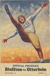 1940 Otterbein College vs. Bluffton University Football Film