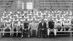 1958 Otterbein vs. Findlay Football Film by Otterbein University