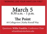 2019 Staff Assembly Spring Conference by Otterbein University