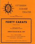 Forty Carats by Otterbein University Theatre and Dance Department