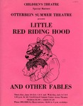Little Red Riding Hood and Other Fables