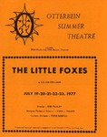 The Little Foxes by Otterbein University Theatre and Dance Department