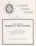 Murder at the Vicarage by Otterbein University Theatre and Dance Department