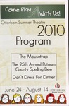 The 25th Annual Putnam County Spelling Bee by Otterbein University Theatre and Dance Department