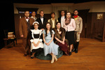 Something's afoot: A New Murder Mystery Musical by Otterbein University Theatre and Dance Department