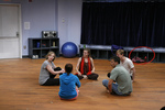 Circle Mirror Transformation by Otterbein University Theatre and Dance Department