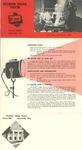 1963-1964 Season Brochure
