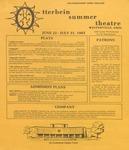 1982 Otterbein Summer Theatre Season Brochure