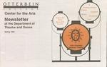 1984 Otterbein Summer Theatre Season Brochure