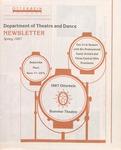1987 Otterbein Summer Theatre Season Brochure