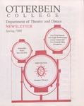 1988 Otterbein Summer Theatre Season Brochure