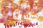 2016 - 2017 Season Brochure by Otterbein University Department of Theatre and Dance