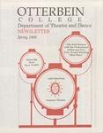 1989 Otterbein Summer Theatre Season Brochure