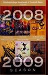 2008 - 2009 Season Brochure