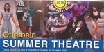 2015 Otterbein Summer Theatre Season Brochure by Otterbein University Department of Theatre and Dance