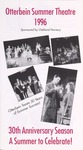 1996 Otterbein Summer Theatre Season Brochure