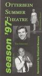 1997 Otterbein University Summer Theatre Season Brochure