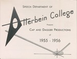 1955-1956 Season Brochure
