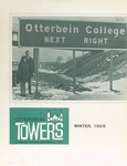 Otterbein Towers Winter 1969