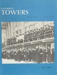 Otterbein Towers July 1966 by Otterbein University