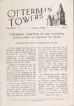Otterbein Towers March 1942