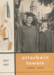 Otterbein Towers July 1957