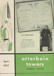 Otterbein Towers April 1957